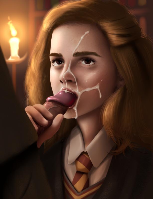 Hentai emma watson Harry Potter